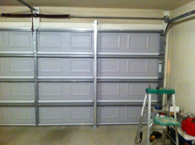 Garage Door Braces Nu Code Shutters