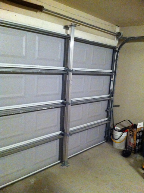 Garage door storm brace ppi blog for Wind code garage doors